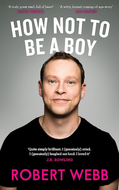 Robert Webb Cover