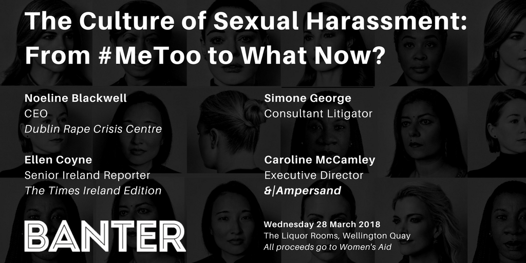 The Culture of Sexual Harassment